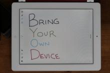 BYOD on iPad